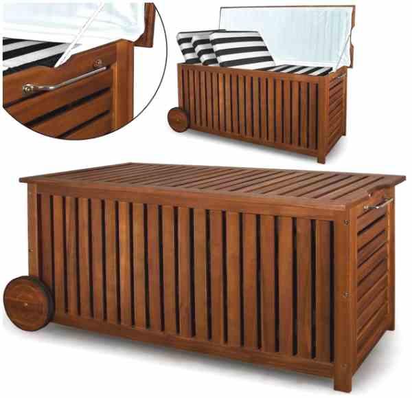 Gartenbox Holz