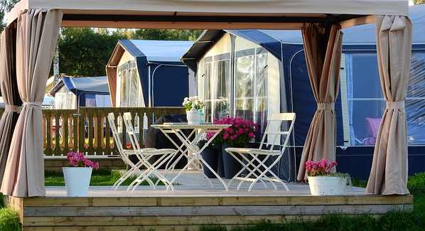 Gartenmöbel für Terrasse